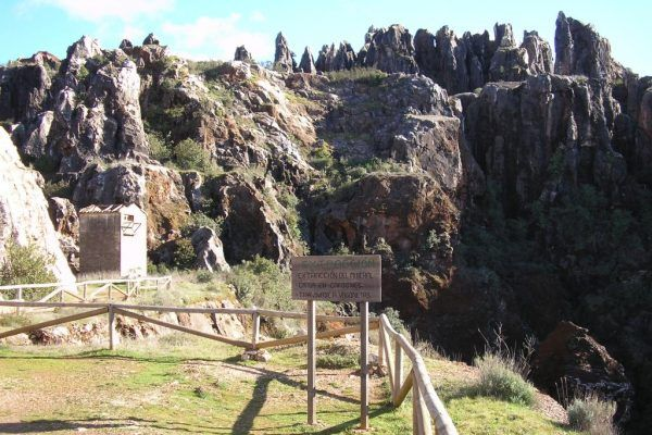 Sendero Cerro del Hierro