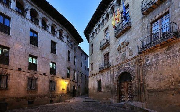 Casa de la Villa en Sos del Rey Católico
