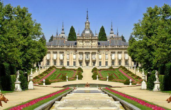 Palacio Real La Granja de San Ildefonso