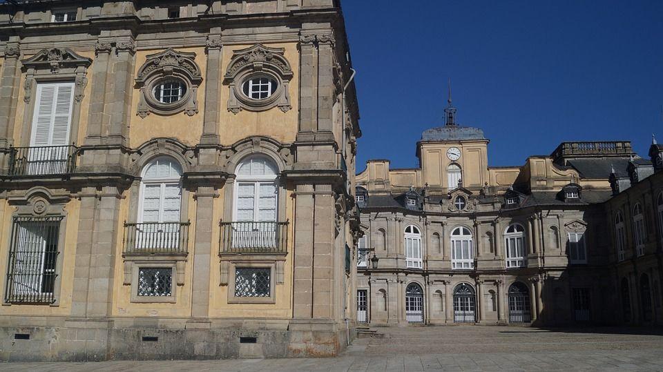 Palacio La Granja