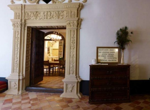 Espectacular Castillo de Cortes en Navarra