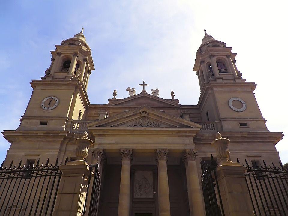Catedral de la ciudad de Pamplona