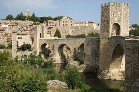 Pueblo Medieval de Besalú