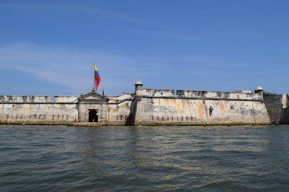 Cartagena de Indias - Muralla