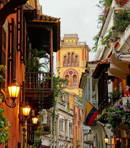 Conocer Cartagena de Indias