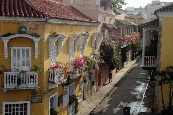 Donde Dormir en Cartagena de Indias
